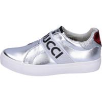 Obuća Djevojčica Slip-on cipele Fiorucci Cipele Tenisice BH178 Srebro
