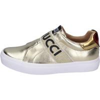 Obuća Djevojčica Slip-on cipele Fiorucci Cipele Tenisice BH179 Zlato