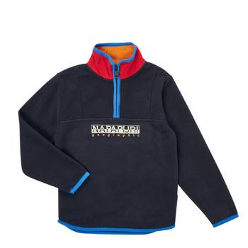 Odjeća Dječak  Flisevi Napapijri TILO HZ Blue