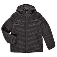 Odjeća Dječak  Pernate jakne Napapijri AERONS Crna