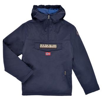 Odjeća Djeca Parke Napapijri RAINFOREST POCKET Blue