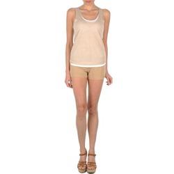 Odjeća Žene  Bermude i kratke hlače Majestic SOLENE Bež
