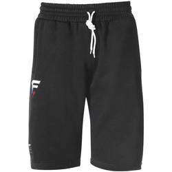Odjeća Muškarci  Bermude i kratke hlače Force Xv Bermuda  molleton noir