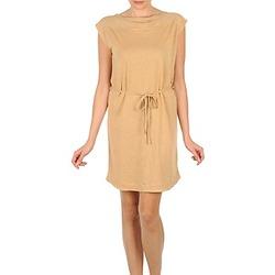Odjeća Žene  Kratke haljine Majestic CAMELIA Bež