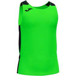 Odjeća Dječak  Majice s naramenicama i majice bez rukava Joma Débardeur  Record II vert fluo/noir