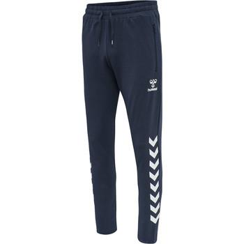 Odjeća Muškarci  Donji dio trenirke Hummel Pantalon  hmlray 2.0 tapered bleu foncé