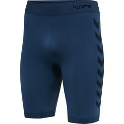 Odjeća Muškarci  Bermude i kratke hlače Hummel Short de compression  hmlfirst training bleu marine