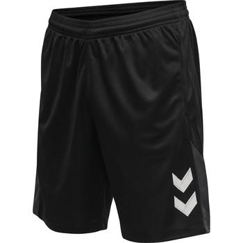 Odjeća Djeca Bermude i kratke hlače Hummel Short enfant  hmlLEAD trainer noir