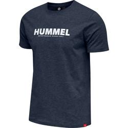 Odjeća Muškarci  Majice kratkih rukava Hummel T-shirt  hmlLEGACY bleu foncé