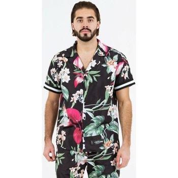 Odjeća Muškarci  Košulje kratkih rukava Sixth June Chemise  tropical noir