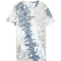 Odjeća Muškarci  Majice kratkih rukava Sixth June T-shirt  tie dye beige