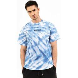 Odjeća Muškarci  Majice kratkih rukava Sixth June T-shirt  tie dye bleu
