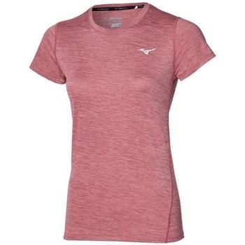 Odjeća Žene  Majice kratkih rukava Mizuno Impulse Core Tee Ružičasta