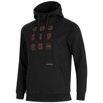 Odjeća Muškarci  Sportske majice 4F BLM014 Crna