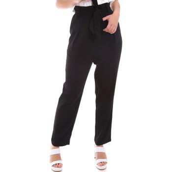 Odjeća Žene  Lagane hlače / Šalvare Gaudi 011BD25040 Crno
