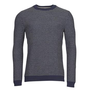 Odjeća Muškarci  Puloveri Selected SLHWES Blue
