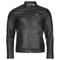 Odjeća Muškarci  Kožne i sintetičke jakne Selected SLHICONIC Crna
