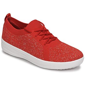 Obuća Žene  Niske tenisice FitFlop F-SPORTY Red