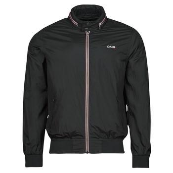 Odjeća Muškarci  Kratke jakne Schott CABLS21R Crna