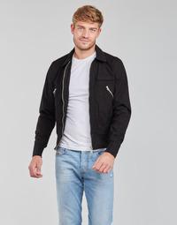Odjeća Muškarci  Kratke jakne Schott FORREST Crna