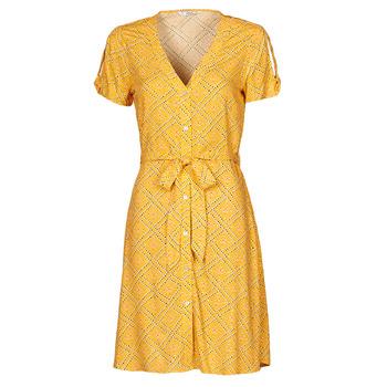 Odjeća Žene  Kratke haljine Only ONLVIOLETTE Narančasta