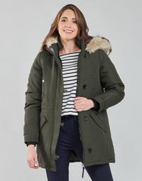 Odjeća Žene  Parke Vero Moda VMEXCURSIONEXPEDITION Kaki