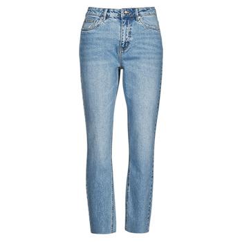 Odjeća Žene  Slim traperice Vero Moda VMBRENDA Blue / Svijetla