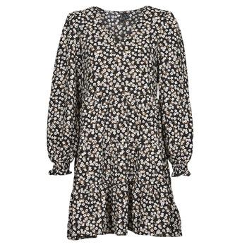Odjeća Žene  Kratke haljine Vero Moda VMSALINA Crna