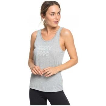 Odjeća Žene  Majice s naramenicama i majice bez rukava Roxy CAMISETA TIRANTES MUJER  ERJZT04535 Siva