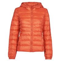 Odjeća Žene  Pernate jakne Only ONLTAHOE Narančasta