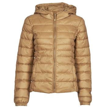 Odjeća Žene  Pernate jakne Only ONLTAHOE Smeđa