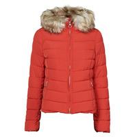 Odjeća Žene  Pernate jakne Only ONLNEWELLAN Red