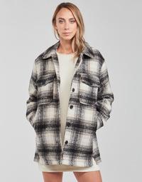 Odjeća Žene  Jakne i sakoi Only ONLALLISON Crna / Krem boja