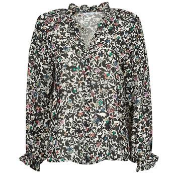 Odjeća Žene  Topovi i bluze Only ONLMELINA Crna / Multicolour