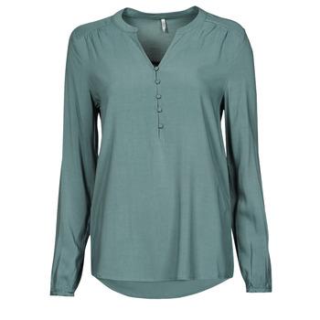 Odjeća Žene  Topovi i bluze Only ONLNEW EDDIE Zelena