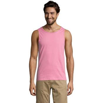 Odjeća Muškarci  Majice s naramenicama i majice bez rukava Sols Justin camiseta sin mangas Rosa