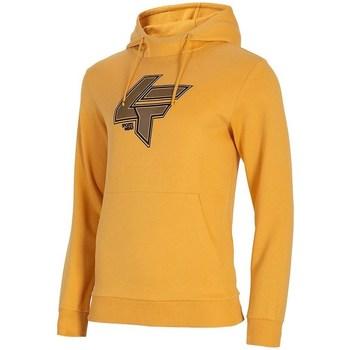 Odjeća Muškarci  Sportske majice 4F BLM010 Narančasta