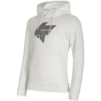 Odjeća Muškarci  Sportske majice 4F BLM010 Bijela