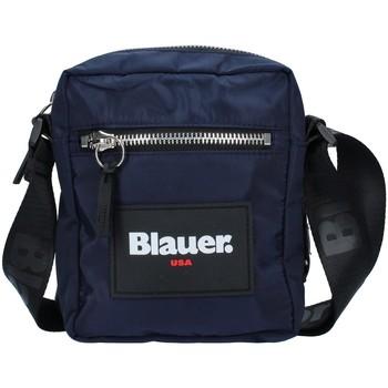 Torbe Muškarci  Torbe za nošenje preko tijela Blauer S1COLBY02/TAS NAVY BLUE