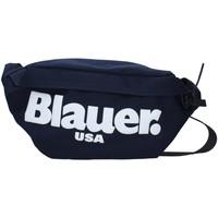 Torbe Pojasne torbice Blauer S1CHICO05/BAS NAVY BLUE