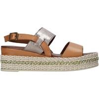 Obuća Žene  Sandale i polusandale Bueno Shoes 21WS5200 Smeđa
