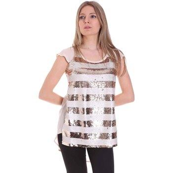 Odjeća Žene  Topovi i bluze Gaudi 111BD45033 Ružičasta