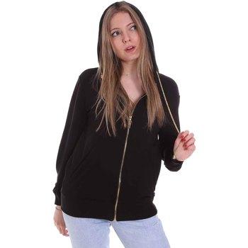 Odjeća Žene  Sportske majice Cristinaeffe 4960 Crno