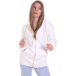 Odjeća Žene  Sportske majice Cristinaeffe 4963 Bijela