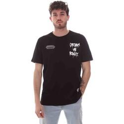 Odjeća Muškarci  Majice kratkih rukava Disclaimer 21EDS50587 Crno