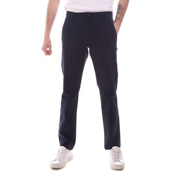Odjeća Muškarci  Chino hlačei hlače mrkva kroja Dockers 55775-0002 Plava