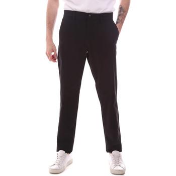 Odjeća Muškarci  Chino hlačei hlače mrkva kroja Dockers 79645-0013 Crno