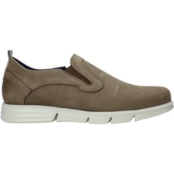 Obuća Muškarci  Slip-on cipele Rogers 3020-NOB Zelena