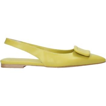 Obuća Žene  Balerinke i Mary Jane cipele Grace Shoes 411007 Žuta boja
