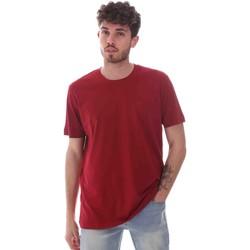 Odjeća Muškarci  Majice kratkih rukava Key Up 2M915 0001 Crvena